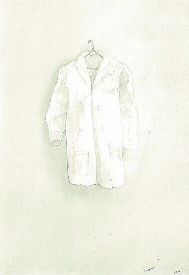 Lab Coat by Bonnie Hanlon