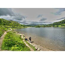View over Rydal Water Photographic Print