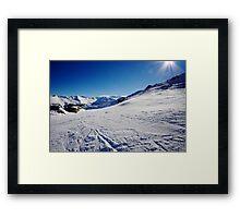 Gasteinertal Alps #4 Framed Print