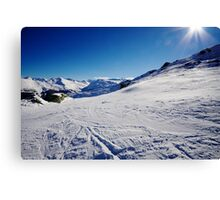 Gasteinertal Alps #4 Canvas Print