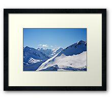 Gasteinertal Alps #3 Framed Print