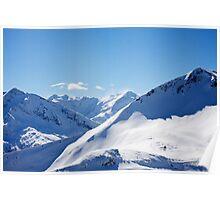 Gasteinertal Alps #3 Poster