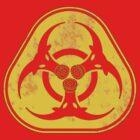 Biohazard by Satta van Daal