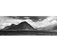 Buachaille Etive Mor And The Pass Of Glencoe Photographic Print