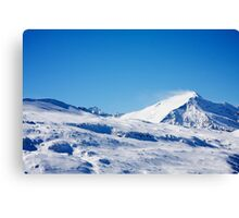 Gasteinertal Alps #2 Canvas Print