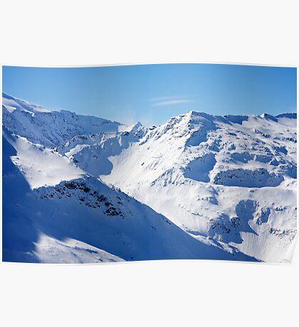 Gasteinertal Alps #1 Poster