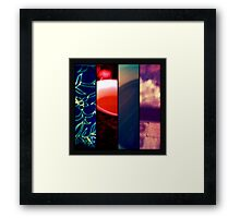 cafe...french for coffee Framed Print