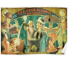 BioShock – Pick Your Plasmid and Evolve! Poster