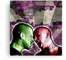 Masculinity Canvas Print