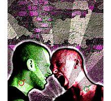 Masculinity Photographic Print