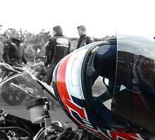 British crash helmet by cnw180