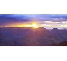 Grand Canyon Sunrise #1 Photographic Print