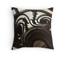 Smithsonian Stairwell Throw Pillow