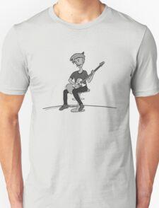 The Guitar Player Unisex T-Shirt