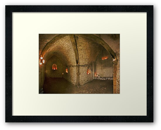 The Chapel at St.Nicholas Court by Geoff Carpenter