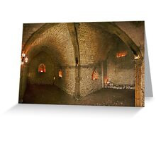 The Chapel at St.Nicholas Court Greeting Card