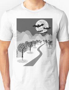Happy Haunting Unisex T-Shirt