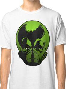 Big Green Mekon Head the second Classic T-Shirt