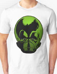 Big Green Mekon Head the second T-Shirt