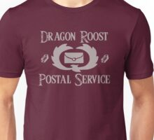 Dragon Roost Postal Service Unisex T-Shirt