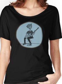 The Guitar Player Women's Relaxed Fit T-Shirt