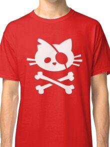 Pirate Cat Classic T-Shirt
