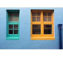 Through The Square Window Photographic Print