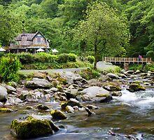 Watersmeet Nr Lynmouth.Exmoor by David-J