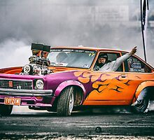 FRYZEM Ultimate Burnout Challenge Skid by VORKAIMAGERY