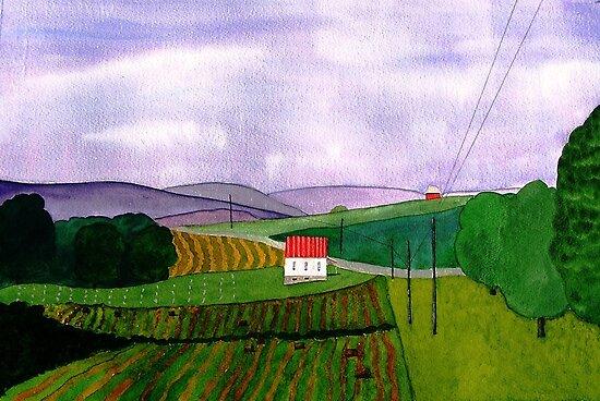 Distant Rain by Marriet