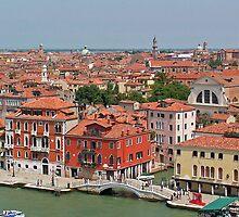 View of Venice by Tamara  Kaylor