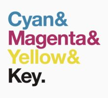 CMYK Proper Kids Clothes