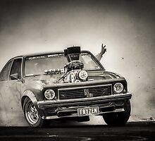 FRYZEM UBC Burnout by VORKAIMAGERY