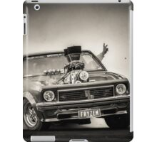 FRYZEM UBC Burnout iPad Case/Skin