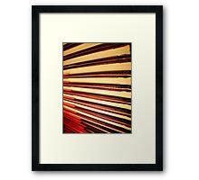 Book Ends  Framed Print