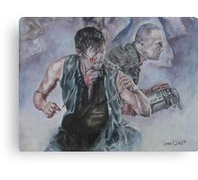 TWD Daryl and Merle Dixon Canvas Print