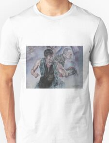 TWD Daryl and Merle Dixon Unisex T-Shirt