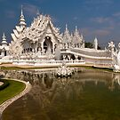 Wat Rong Khun by Adrian Evans