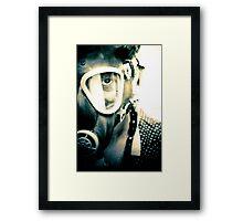Desolate Silence Framed Print