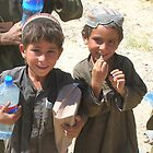 Afghani Brothers by David Durkin