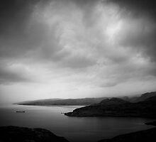 by the loch by Dorit Fuhg