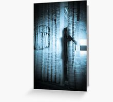 Hide and Seek - Just a Game Greeting Card