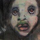Face, Bernard Lacoque-110 by ArtLacoque