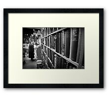 the story of a life time Framed Print