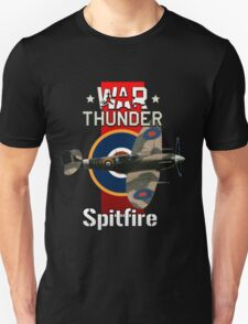 War Thunder Spitfire T-Shirt