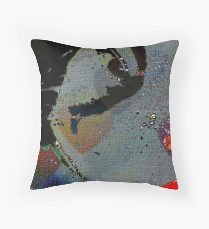 Gloomy Sunday Throw Pillow