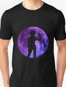 cowboy bebop spike spiegel moon anime manga shirt T-Shirt