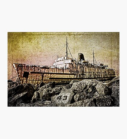 The Duke Of Lancaster  Photographic Print