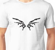 Gun Wings Unisex T-Shirt