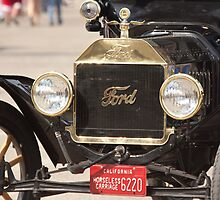 Ford Model T by Buckwhite